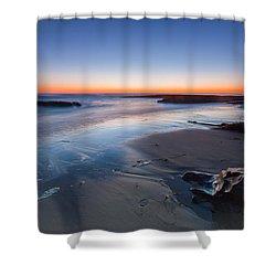 Beach View 2 Shower Curtain