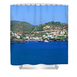 Beaches Of Bali Shower Curtain