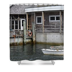 Beals Lobster Pound Shower Curtain