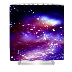 Beaming Light Shower Curtain