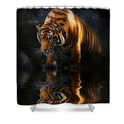Beautiful Animal Shower Curtain