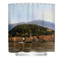 Beautiful Bellagio Shower Curtain