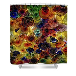 Beautiful Colors Shower Curtain