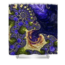 Shower Curtain featuring the photograph Beautiful Cosmos by Ronda Broatch