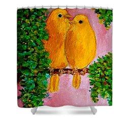 Beautiful Friendship Shower Curtain
