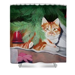 Beautiful George Shower Curtain