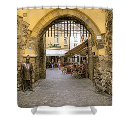 Shower Curtain featuring the photograph Beautiful Holland by Roy McPeak