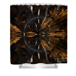 Beautiful Inside Shower Curtain