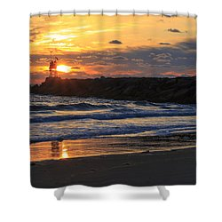 Beautiful Morning Shower Curtain
