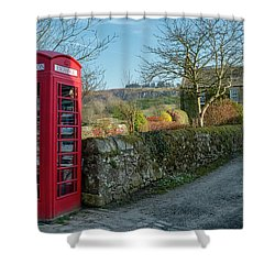 Shower Curtain featuring the photograph Beautiful Rural Scotland by Jeremy Lavender Photography