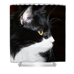 Beautiful Sammy Shower Curtain