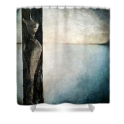 Beautiful Secrets Shower Curtain