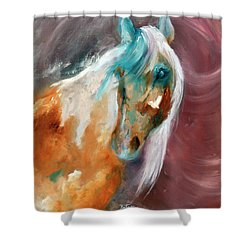 Beautiful Spirit Shower Curtain