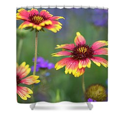 Beautiful Spring Shower Curtain