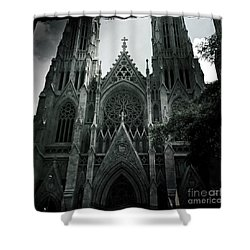 Beautiful St Patricks Cathedral Shower Curtain