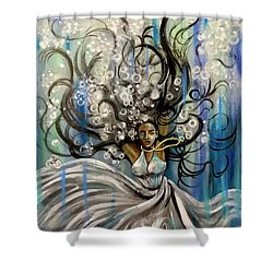 Beautiful Struggle Shower Curtain