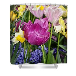 Beautiful Time Of Year Shower Curtain