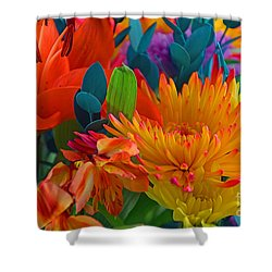 Beautiful To The Eyes  Shower Curtain