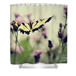 Shower Curtain featuring the photograph Beauty And Grace  by Kerri Farley