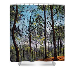 Beauty Around Us 1 Shower Curtain