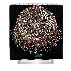 Beauty Shower Curtain by Harsh Malik