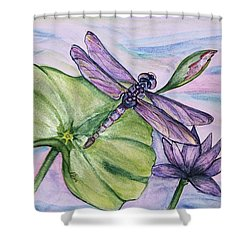 Beauty In Nature Shower Curtain