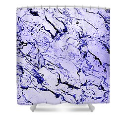 Beauty In Texture Shower Curtain
