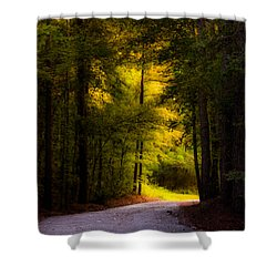 Beauty In The Forest Shower Curtain