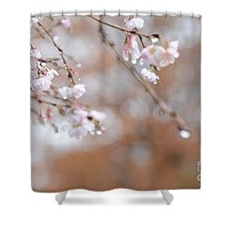 Beauty Is In The Eye Shower Curtain