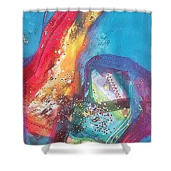 beauty of nature XII Shower Curtain