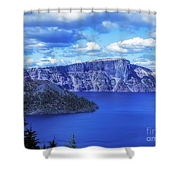 Beauty Skin Deep Shower Curtain