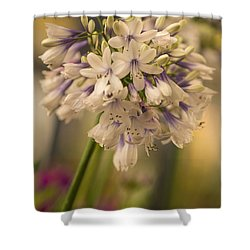 Shower Curtain featuring the photograph Beauty Tower by Julie Andel