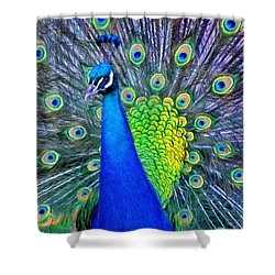 Beauty Whatever The Name Shower Curtain