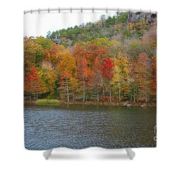 Beaver Creek Shower Curtain