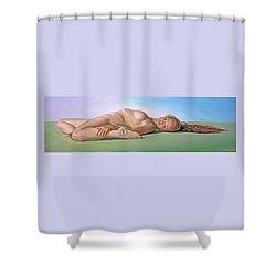 Becca 350 Shower Curtain