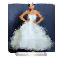 Becky Shower Curtain