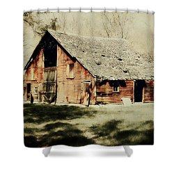 Beckys Barn 1 Shower Curtain