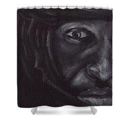 Bedouin Shower Curtain by Annemeet Hasidi- van der Leij