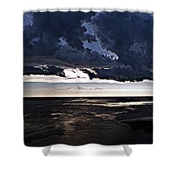 Before The Storm 1 Shower Curtain