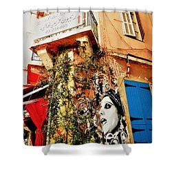 Beirut Home Tagged With Fayrouz Shower Curtain