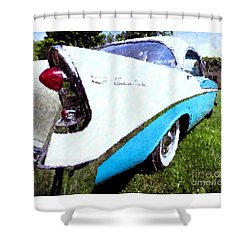 Bel Air Shower Curtain
