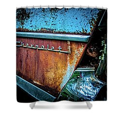 Bel Air Flair Shower Curtain