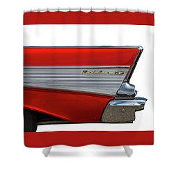 Shower Curtain featuring the photograph Bel Air by Peter Tellone