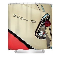 Bel Air Style Shower Curtain by Caitlyn Grasso