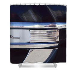 Belair Shower Curtain by Laurie Stewart
