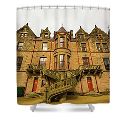 Belfast Castle Shower Curtain