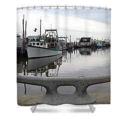 Belford Nj 2 Shower Curtain