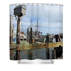 Belford Nj 4 Shower Curtain