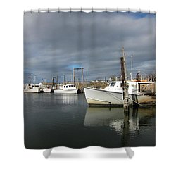 Belford Nj 5 Shower Curtain