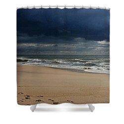 Believe - Jersey Shore Shower Curtain